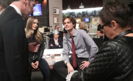 Matthew Gray Gubler Teases Criminal Minds Directorial Debut: Oh, the Horror!