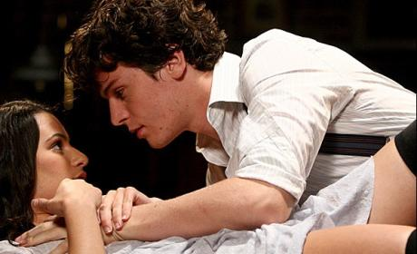 Jonathan Groff to Reunite with Lea Michele on Glee