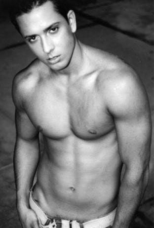 David Hernandez, No Shirt