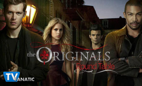"The Originals Round Table: ""Le Grand Guignol"""