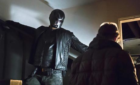 Boo - Arrow Season 4 Episode 10