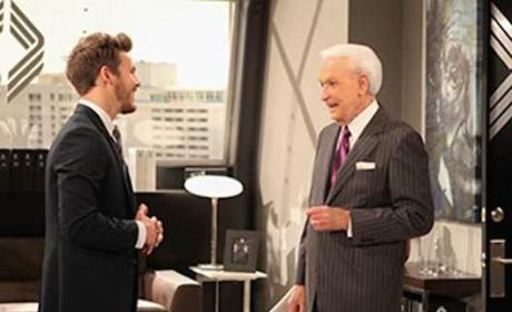 Bob Barker on The Bold and the Beautiful