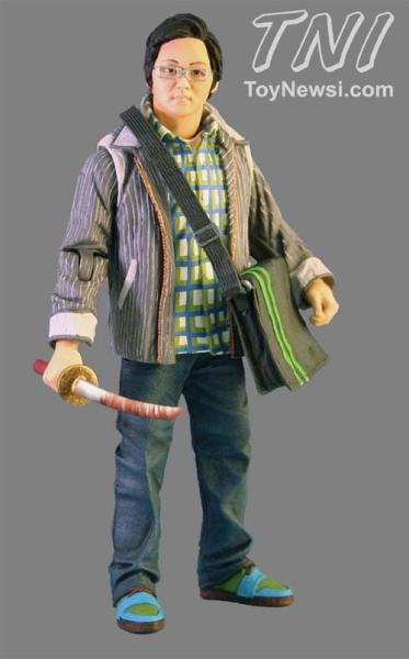Hiro Action Figure