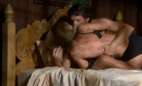 The Young and the Restless Sizzles with Sexy Shick