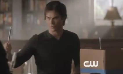 The Vampire Diaries: Hunting for Answers