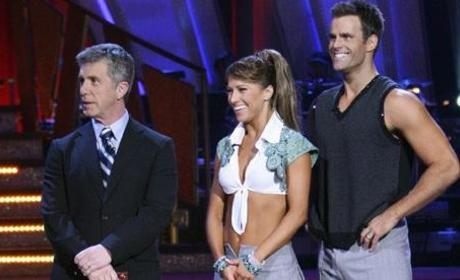 Cameron Mathison Struggles on Dancing with the Stars