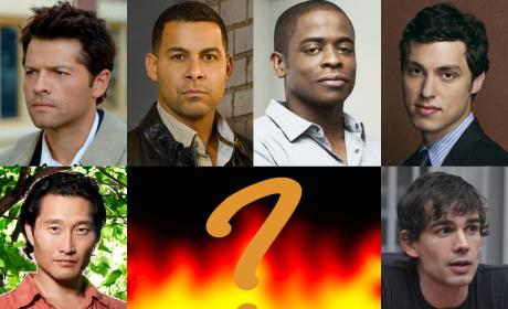 Who is TV's Sexiest Male Sidekick?