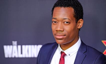 Tyler James Williams Cast on Criminal Minds Spinoff