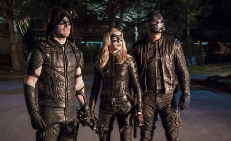 TV Ratings Report: Arrow Ties Season Low