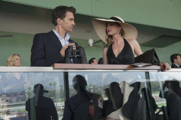 Emily at the Races