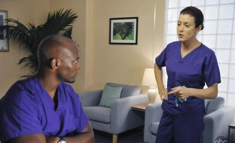 Will Addison and Sam Couple Up on Private Practice?