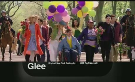 Glee Season Two Finale Promo