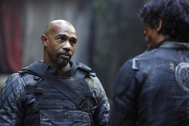 The 100 Photos From Quot Fallen Quot Tv Fanatic