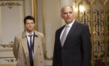 "Supernatural Season Finale Preview: ""Lucifer Rising"""