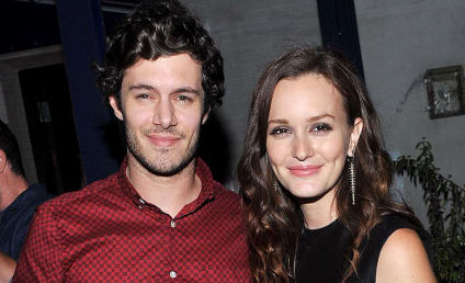 Leighton Meester: Engaged to Adam Brody?!