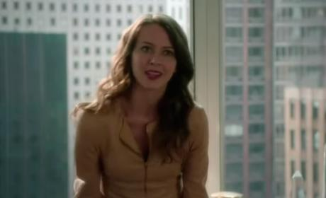 Suits Promo Introduces Amy Acker in Recurring Role
