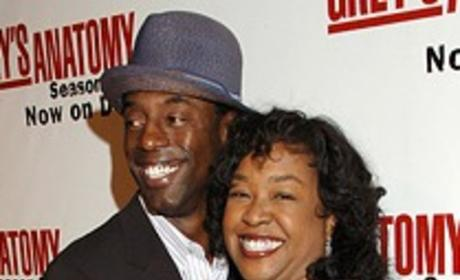 Another Grey's Anatomy Rumor Centers Around Isaiah Washington