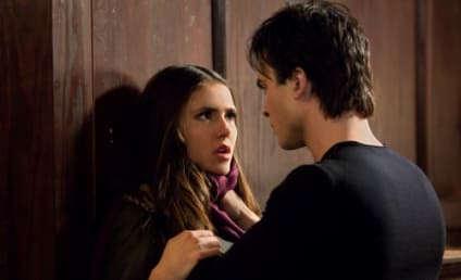 The Vampire Diaries Contest Winner: The Sacrifice Begins...