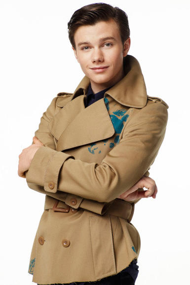 Chris Colfer Promo Pic