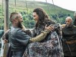 Ragnar Greets Kalf - Vikings