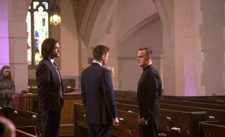 Sam, Dean and a Priest - Supernatural Season 10 Episode 16