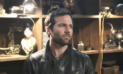 Once Upon a Time: Eion Bailey Revisits Pinocchio