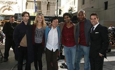 Many Cast Members