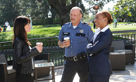 "The Mentalist Review: ""Red Letter"""