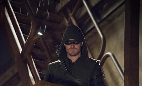 Escape - Arrow Season 3 Episode 16