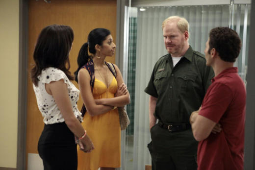 Jim Gaffigan on Royal Pains