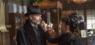 Evelyn Poole Flirts Heavily  - Penny Dreadful Season 2 Episode 2