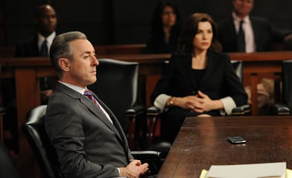The Good Wife Photo Gallery: On Trial, On Notice