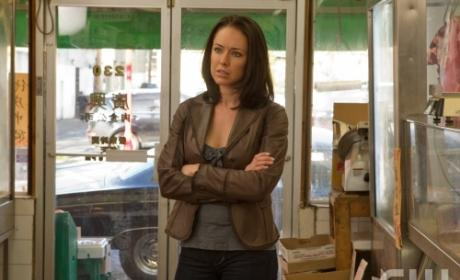 Lindsey McKeon Cast on 90210 As...