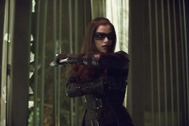 The Huntress is Back!