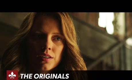 The Originals Clip - The Return of Claire Holt?