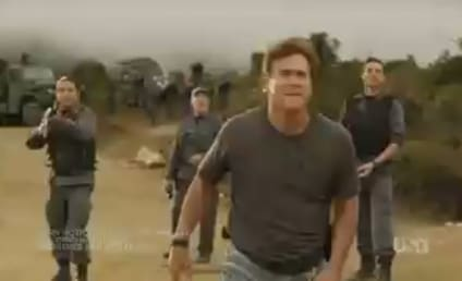 "Burn Notice Prequel Trailer: ""The Fall of Sam Axe"""