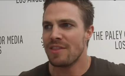 Arrow Interviews: Stephen Amell, Producers Preview Drama, Flashbacks, Black Canary