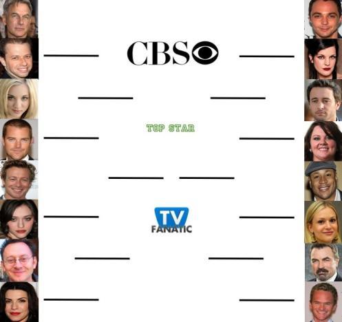 CBS Bracket
