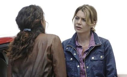 Grey's Anatomy Set Photo: Back in Seattle ...