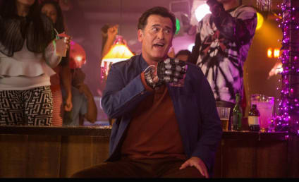 Ash vs Evil Dead Season 2 Episode 3 Review: Last Call