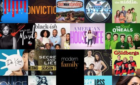 ABC Cheat Sheet: What Will Be Canceled?