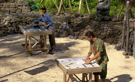 Survivor Review: The Cardinal Rule