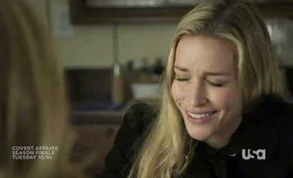 Covert Affairs Season 2 Finale Preview: Hope for Aggie?!?