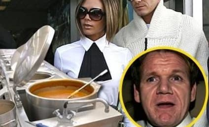 Gordon Ramsey to Team with Victoria and David Beckham?