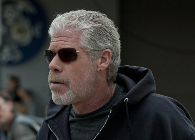 Clay Morrow Pic