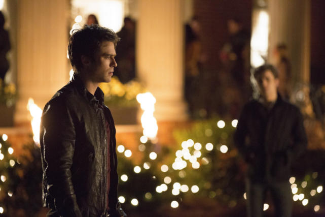 Damon Salvatore, All Alone