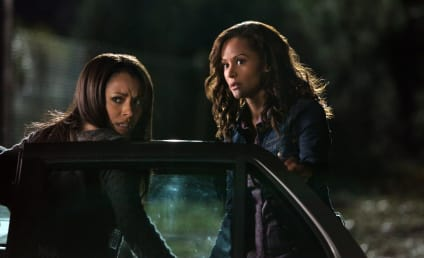Vampire Diaries Picture Preview: Welcome, Abby Bennett