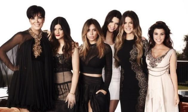 Those Kardashians