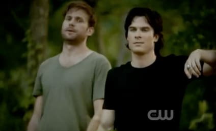 TV Staff Selection, Take 8: Damon & Alaric for Most Dynamic Duo!