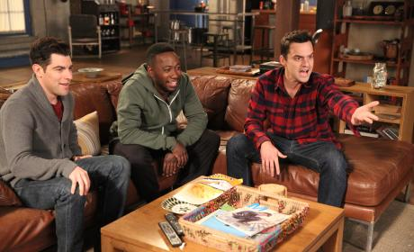 New Girl Season 5 Episode 10 Review: Goosebumps Walkaway